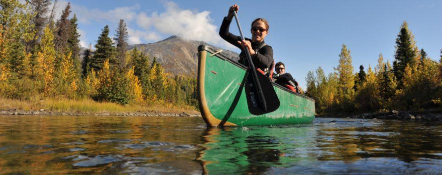 12_Million Dollar Falls Territorial Campground_Haines Junction_Yukon_Credit-Government of Yukon_Derek Crowe