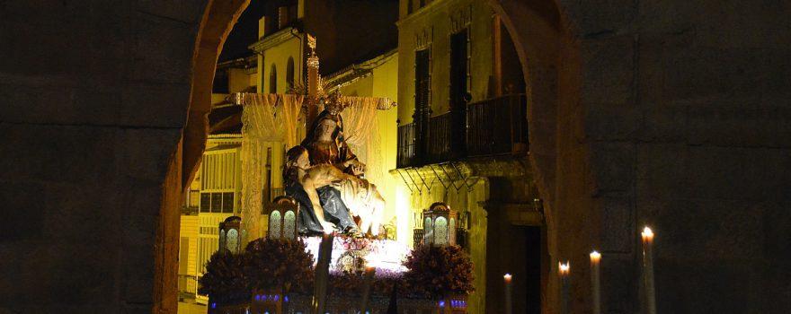 Andalusien, Semana Santa in Granada, Prozession - Bild copyright Alwin Pelzer - 2