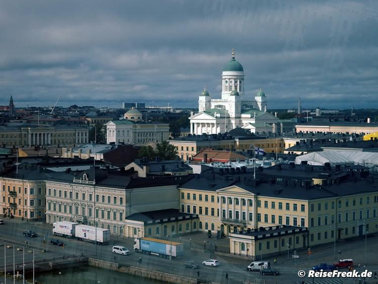 Finnland: Helsinki Citytrip. Kreuz und quer durch die Hauptstadt