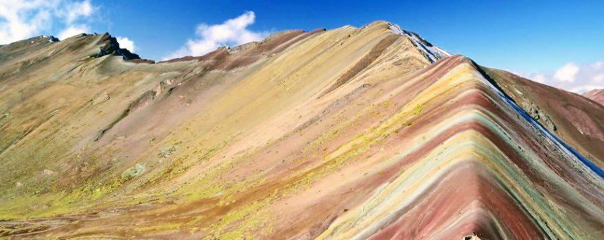 Regenbogenberg Peru - Bild copyright Lisa Wehmeyer