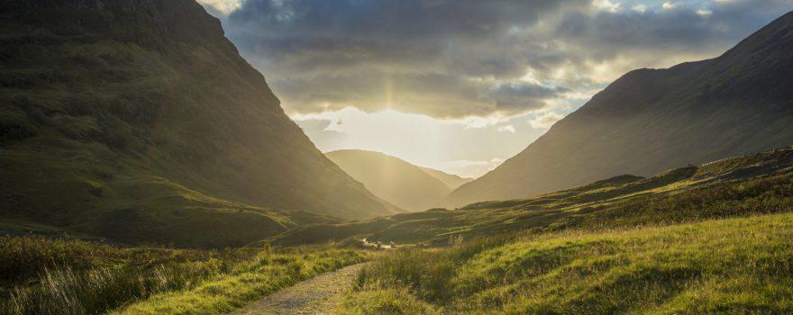 Schottland - Foto von Lucas Peng