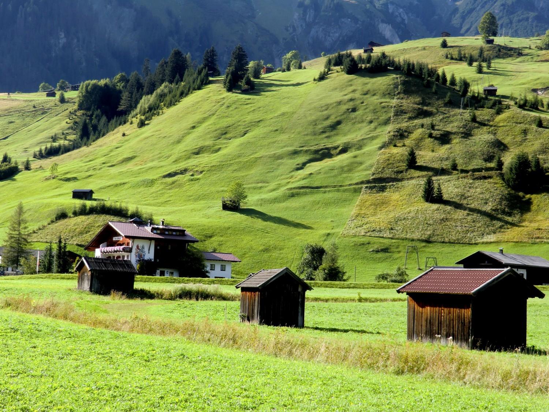 Holzgau Lechtal Lech