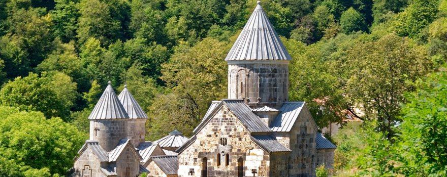 Armenien - Kloster Haghartsin