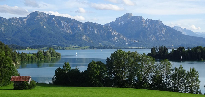 Forggensee, Füssen