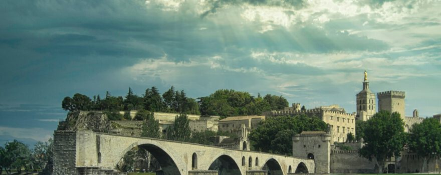 Avignon - Foto von Roelf Bruinsma