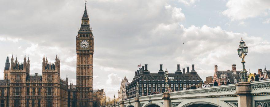 London - Foto von Eva Dang