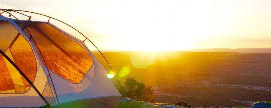 Zelt, Camping, Foto von Jack Sloop