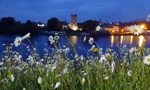 Killaloe, Irland, am Shannon-Fluss