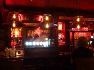 Ein Pub in Ennis. Irland