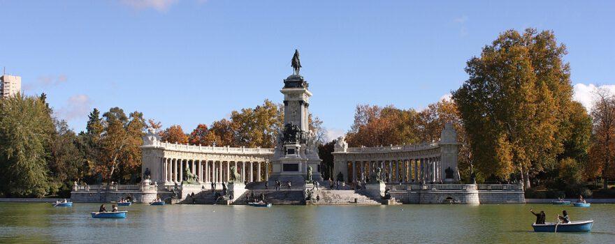 Retiro Park, Madrid - Bild von Madrid Discovery