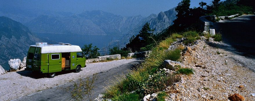 Montenegro Wohnmobil