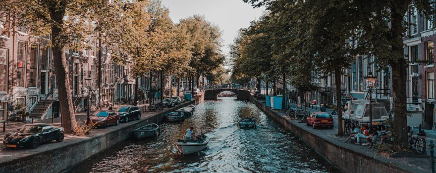 Amsterdam - Photo by Eirik Skarstein on Unsplash