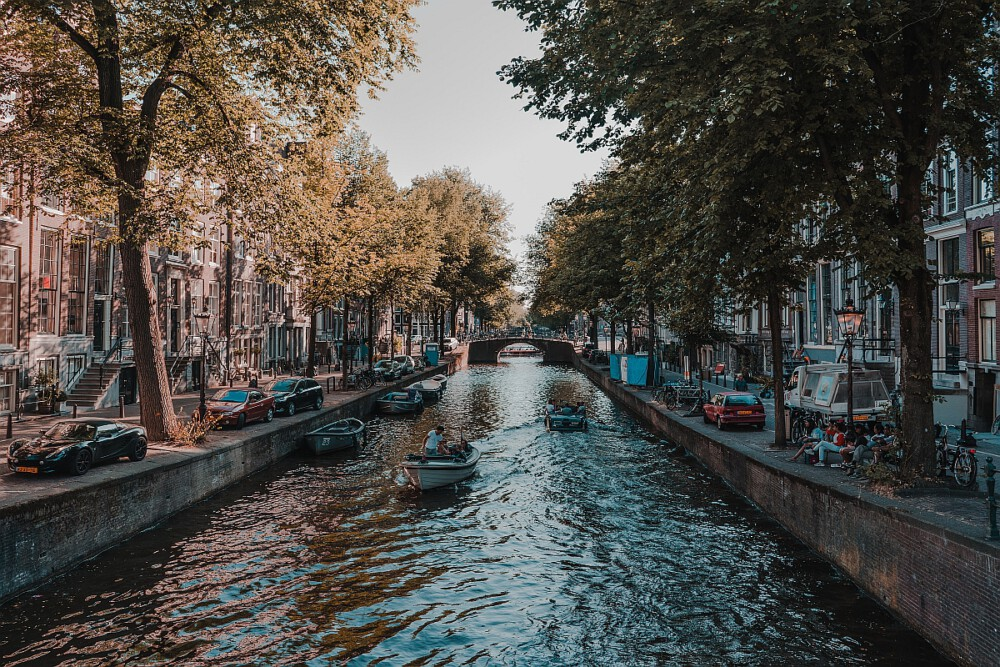Amsterdam - Photo by Eirik Skarstein on Unsplash
