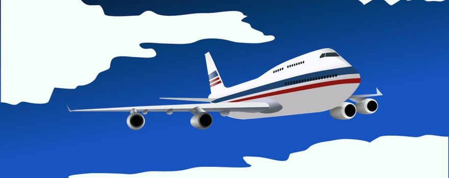 Flugzeug Grafik - Image by OpenClipart-Vectors from Pixabay