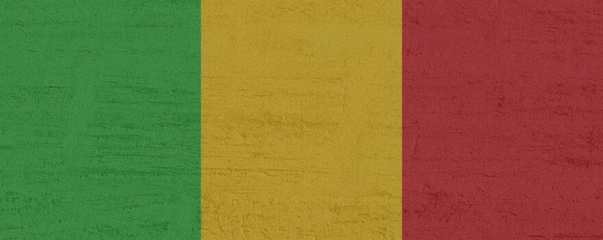 Mali Flagge, Bild von Kaufdex auf Pixabay