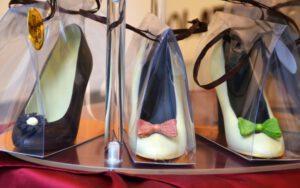 Schuhe aus Zucker - zu schön zum Essen – Bild Alwin Pelzer