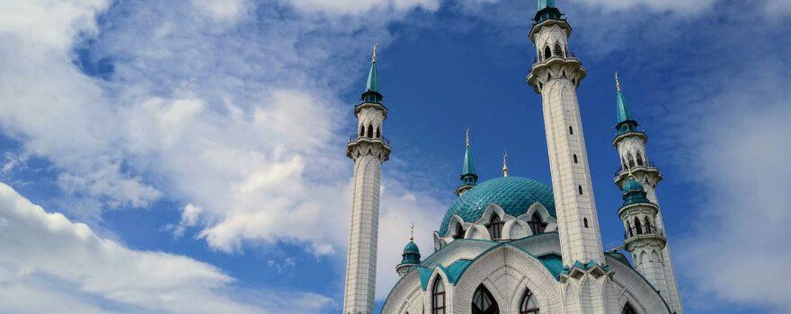 Kul-Sharif-Moschee in Kasan, Russland, winklerchristopher / Christopher Winkler / Pixabay