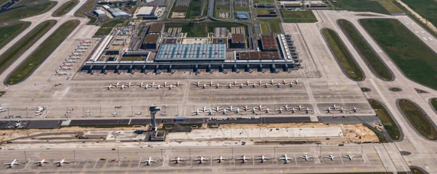 Hauptstadtflughafen BER - Bild von Mario Hagen auf Pixabay