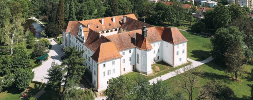 Schloss von Murska Sobota, Quelle: Tourismusverband von Murska Sobota